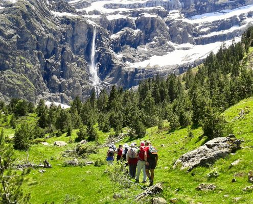 Randonnées dans les Pyrénées